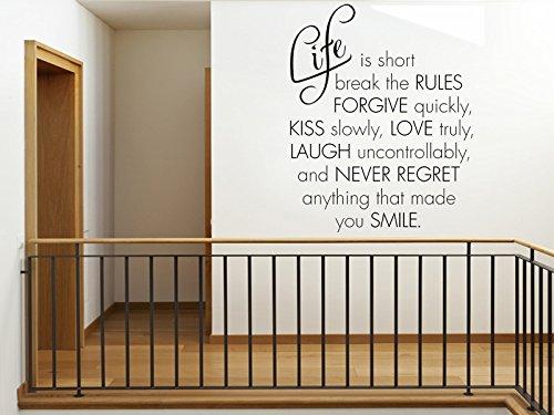 la-vita-e-breve-rompere-le-regole-parete-moderno-da-parete-in-vinile-grass-green-giant1140mm-x-920mm
