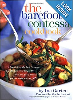 The barefoot contessa cookbook ina garten martha stewart - Best ina garten cookbook ...