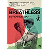 Breathless [DVD] (1960)by Jean-Paul Belmondo