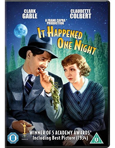It Happened One Night [DVD] [1934]