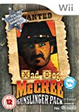 echange, troc Mad Dog McCree Gunslinger Pack (Wii) [import anglais]