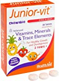 HealthAid Junior-vit - 30 Tablets