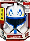 Star Wars The Clone Wars - Captain Rex Voice Changer Helmet