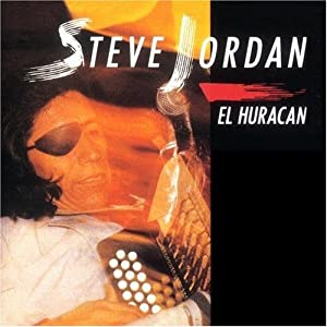 Steve Jordan - El Huracan