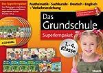 Das Grundschule Superlernpaket 1.-4....
