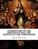 img - for Commentary on the Epistles of Paul the Apostle to the Corinthians book / textbook / text book