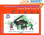 Alfred's Basic Piano Library Lesson B...