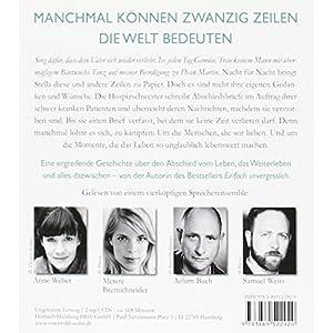 Zwanzig Zeilen Liebe: 2 CDs