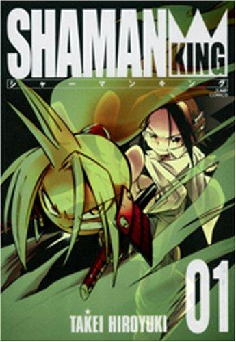 シャーマンキング 完全版 1 (1)