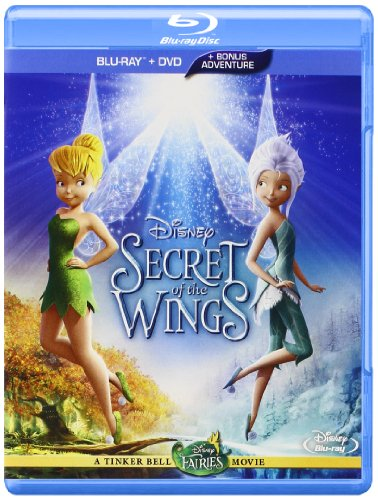 Tinker Bell: Secret of the Wings (Two-Disc Blu-ray/DVD Combo)
