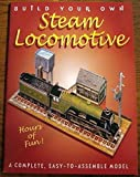 img - for Steam Locomotive (Build Your Own) book / textbook / text book