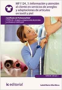EN SERVICIOS DE ARREGLOS TEXTIL PIEL: 9788415886112: Amazon.com: Books