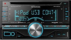 See Kenwood DPX300U Double DIN In-Dash Car Stereo Receiver Details