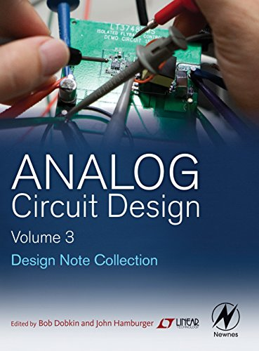 Analog Circuit Design Volume Three: 3