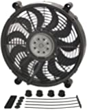 "Derale 18214 14"" High Output Radiator Fan"