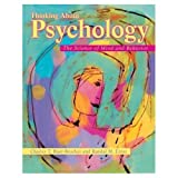 img - for Thinking About Psychology: The Science of Mind and Behavior 1st Edition (Book Only) Hardcover book / textbook / text book