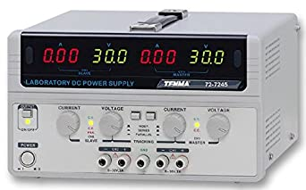 Tenma 72 7245 Dual Output Bench Power Supply Science Lab