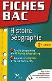 echange, troc Elisabeth Brisson - Histoire-géographie 1e L/ES/S