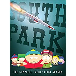 South Park: The Complete Twenty-First Season