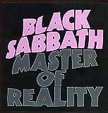 Black Sabbath : Master Of Reality import )
