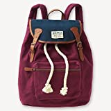 Penrose backpack (damson and navy)
