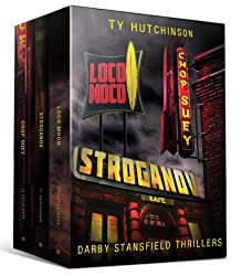 Darby Stansfield Thriller Collection (English Edition)