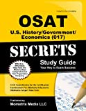 OSAT U.S. History Oklahoma History Government Economics 017 Exam