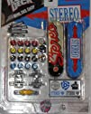 Tech Deck Mini Sk8 Shop- Deck with Grip Tape 16 Wheels 4