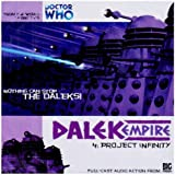 Dalek Empire 1.4 - Project Infinity (Doctor Who S.)