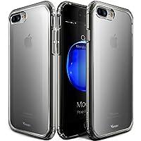 Yesgo Ultra Thin Slim Case for Apple iPhone 8 Plus / iPhone 7 Plus (Grey)