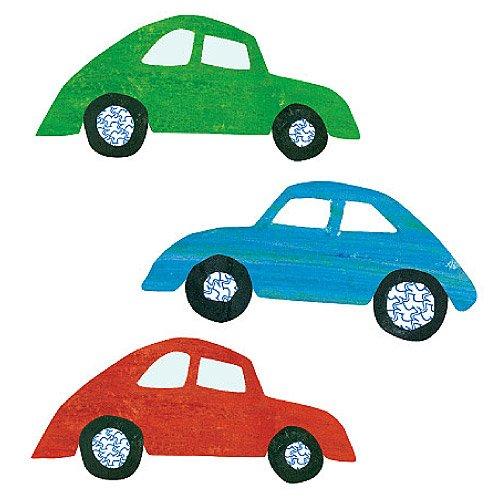 Wallies 12249 Buggy Cars Wallpaper Cutout - 1