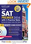 Kaplan New SAT Premier 2016 with 5 Pr...