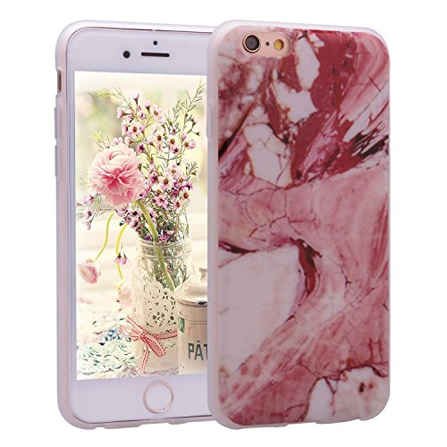 iphone-6-plus-case-iphone-6s-plus-cover-silicon-asnlove-funda-marmol-efecto-natural-patron-tpu-carca
