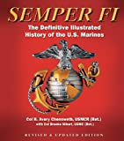img - for Semper Fi: The Definitive Illustrated History of the U.S. Marines book / textbook / text book