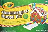 Gingerbread Cottage or House Kit (Crayola)
