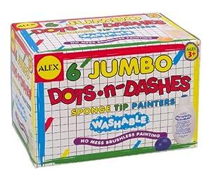 ALEX Toys, Artist Studio, Dots & Dashes Paint Set, 319