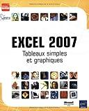 echange, troc Collectif - Excel 2007 : Tableaux simples et graphiques