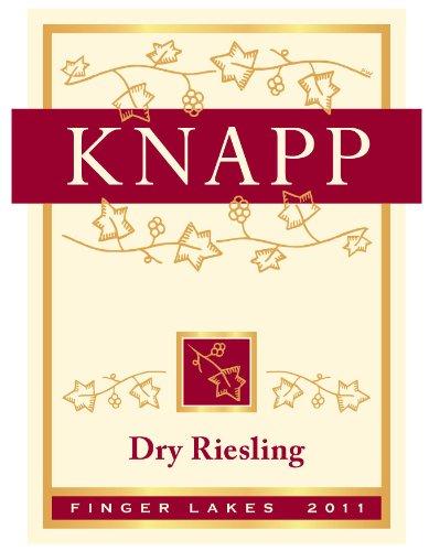 2013 Knapp Winery & Vineyard Finger Lakes Dry Riesling 750 Ml