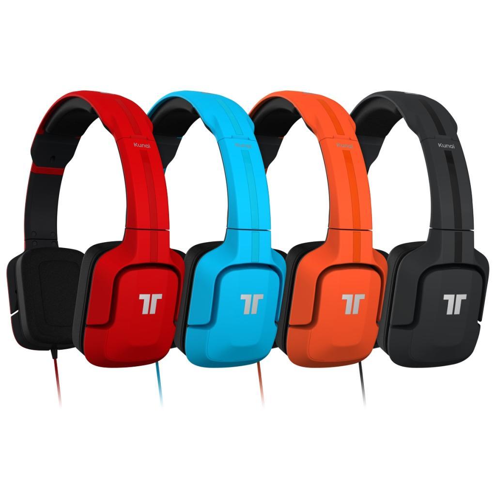 Mad Catz Tritton Kunai Mobile Stereo Headset Orange