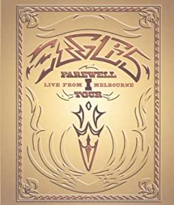 The Eagles - Farewell Tour - Live From Melbourne [HD DVD] [Import anglais]