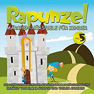 Rapunzel Hörspiel