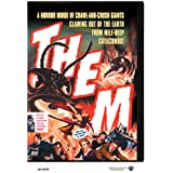 Them! (Snapcase Packaging) ~ James Whitmore