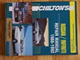 Chiltons Toyota/Lexus Repair Manual, 1988-1992: Complete Service Information for All Models--Cars and Light Trucks