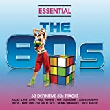 Essential 80s - Classic Eighties Pop And Rock Hits [Clean]