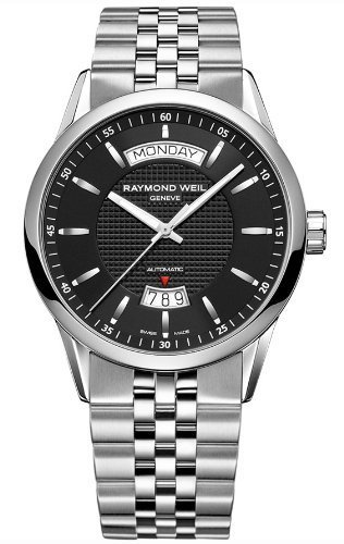 Raymond Weil Freelancer Automatic Stainless Steel Mens Watch Date 2720-ST-20021