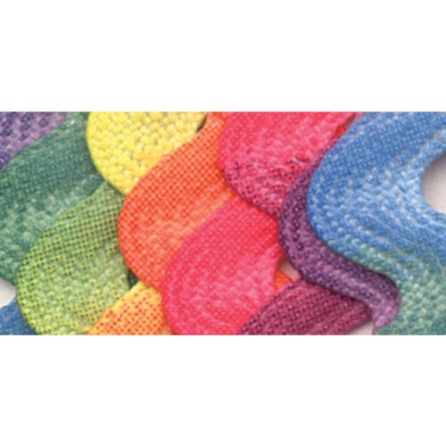 Why Should You Buy Wrights 117-404-001 Polyester Printed Rick Rack Trim, Rainbow, Jumbo, 2.5-Yard
