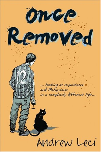 Book: Once Removed by Andrew Leci