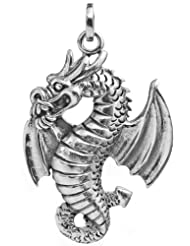 Exotic India The Sea Horse - Sterling Silver