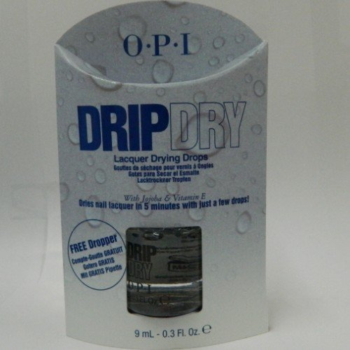 Opi Nail Drip, Dry, 0.3 Ounce front-453820