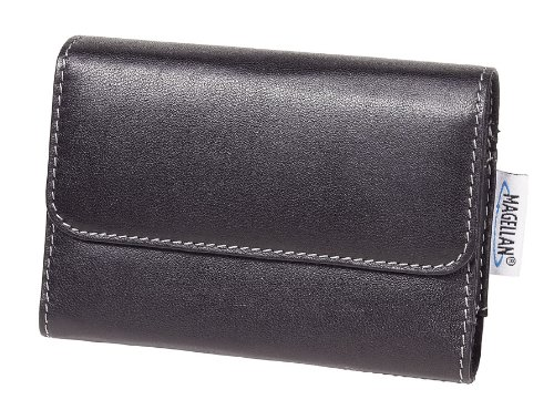 Magellan AN0102SWXXX 4.7 and 4.3-Inch Leather Case